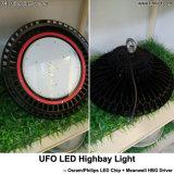 240W almacenes comerciales industriales OVNI de la Bahía de luces LED de alta