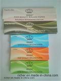 Marca de fábrica caliente de la copia de las hojas del papel de balanceo del cáñamo de la venta 32 no