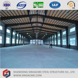 Sinoacme 가벼운 강철 구조물 창고 건물