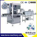 Housse en PVC rétractable automatique de l'étiquetage de la machine pour les conteneurs en plastique