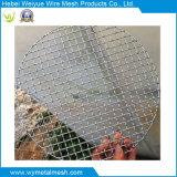Tipo quadrato rete metallica del barbecue