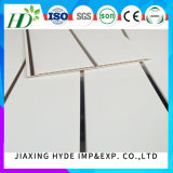 Panneau de plafond en PVC de matériaux de construction décoration murale de bord
