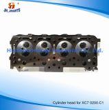 Peugeotのための自動車部品のシリンダーヘッド504 Xc7 0200。 C1