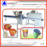 Garrafas Pet shrink wrapping Machine