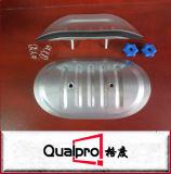 Galvanisierte Stahlebene-Zugangsklappe für runde Leitung AP7410