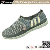 Chaussures occasionnelles Hf574 de sports de Slip-on neuf de modèle