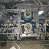 Automatischer Hochgeschwindigkeitsfußboden-tragbare Papiermaschine
