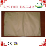 Papel de tejido blanco del casquillo