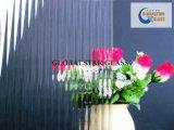 4mm Raum-Flora-Muster-Glas