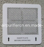 Ozon-Luft-Reinigungsapparat-Teil-keramische Ozon-Platte Pn005
