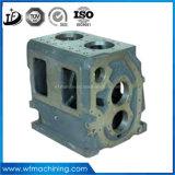 取付けられる送電または減力剤または変速機または台紙のギヤボックスのための固体シャフトの速度減力剤のギヤボックスを投げるOEM/Customized
