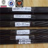 Filo 1*7 9.53mm del PC di ASTM A416/A416m-2010 12.7mm 15.24mm