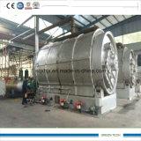 디젤유를 위한 기계를 재생하는 20ton Bach 유형 타이어
