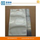 Пластичный Reclosable мешок замка застежка-молнии для паковать носок