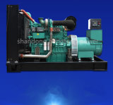 комплект генератора двигателя дизеля 400kw 500kVA Yuchai безщеточный тепловозный