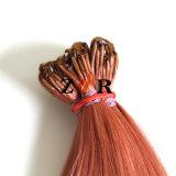Estensioni cinesi dei capelli di 100% Remy per le donne coreane