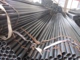 Горячекатаная труба ERW стальная для строительного материала