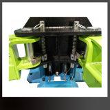 Колонки подъема 2 автомобиля столба мотора 220V 380V 2 низкого потолка использовали