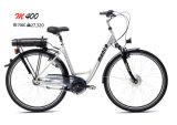 快適なEバイクEの自転車のEスクーターの電気バイクのオートバイの中断シートのShimanoギヤ