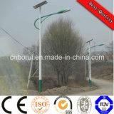 5 años de garantía se aplicaron en luz de calle solar del picovoltio LED de la venta del Ce del IEC de la ISO de 80 países con buena integridad