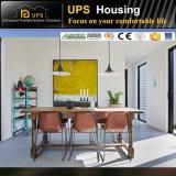 Chambres préfabriquées de luxe de long temps de service de bâti en acier dans le panneau