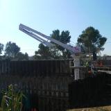 Concrete Pomp 32m Plaatsende Boom voor Bouw