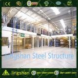 Magazzino industriale prefabbricato della struttura d'acciaio di alta qualità