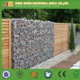 Caixa soldada engranzamento de Gabion da pedra de pavimentação da entrada de automóveis para a parede de retenção
