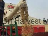 125HP faible perte machine Harvester pour le riz