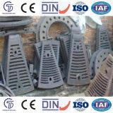 высокие плиты износа хромия 63HRC для вкладыша/подкладки ссадины минирование