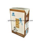 Material de embalagem asséptico para alimentos líquidos