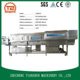 Machine de stérilisation de bouteille et prix pasteurisé par encombrement