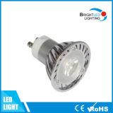 Luz do Diodo Emissor de Luz do Ponto de E27/MR16/GU10 1*3W