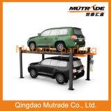 Mutrade Fpp2 수선 상승 SUV 주차 시스템 4 포스트 차고 차 주차 상승