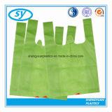 使い捨て可能なHDPE/LDPEのTシャツのプラスチックショッピング・バッグ