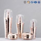 vaso cosmetico acrilico di plastica della Rosa di modo di lusso di qualità superiore di 30g 50g