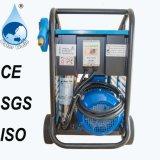 La bomba de agua a alta presión para el lavado de coches