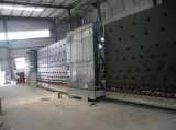 Chaîne de production en verre isolante