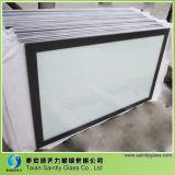 4mm/5mm/6mm Clear Float Tempered Oven Door Glass Panel /Microwave Glass Door Panel