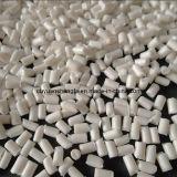 La resina de polipropileno reciclado
