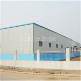 Magazzino della struttura d'acciaio per il servizio della Nigeria