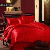 2015 새로운 유럽 Bedding Bedding Pillowcases Satin Combination Sets (힘 직물을 허를 찌르십시오)