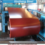 Катушка строительного материала PPGI стальная Prepainted гальванизированная стальная катушка