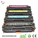 CE410A CE411A CE412A CE413A ursprüngliche Paket-Farben-Toner-Kassette für HP Laserjet