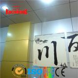 広州専門ACPの製造所のカーテン・ウォール(RCB-N05)