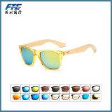 Солнечные очки таможни солнечных очков Wholsale деревянные