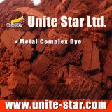 Tejido de disolvente de complejo metálico (disolvente naranja 54) para manchas de madera