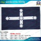 알루미늄 폴란드 (J-NF05F03124)를 위한 거리 호주 국가 Eureka 옥외 깃발