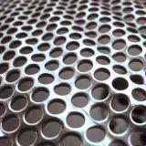 الفولاذ المقاوم للصدأ مثقب شبكة معدنية