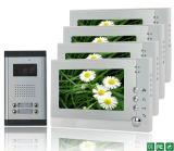 Apartamento de la puerta de video control de acceso al sistema de intercomunicación (TL313211-4)